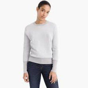 Garnet Hill Chambray Classic 3/4 Sleeve Shirt